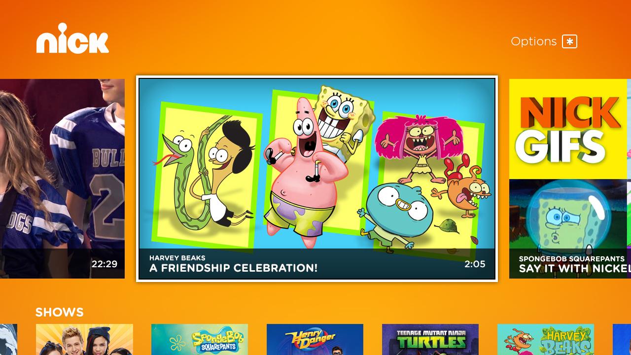 Nickalive Nickelodeon Launches Emmy Award Winning Nick