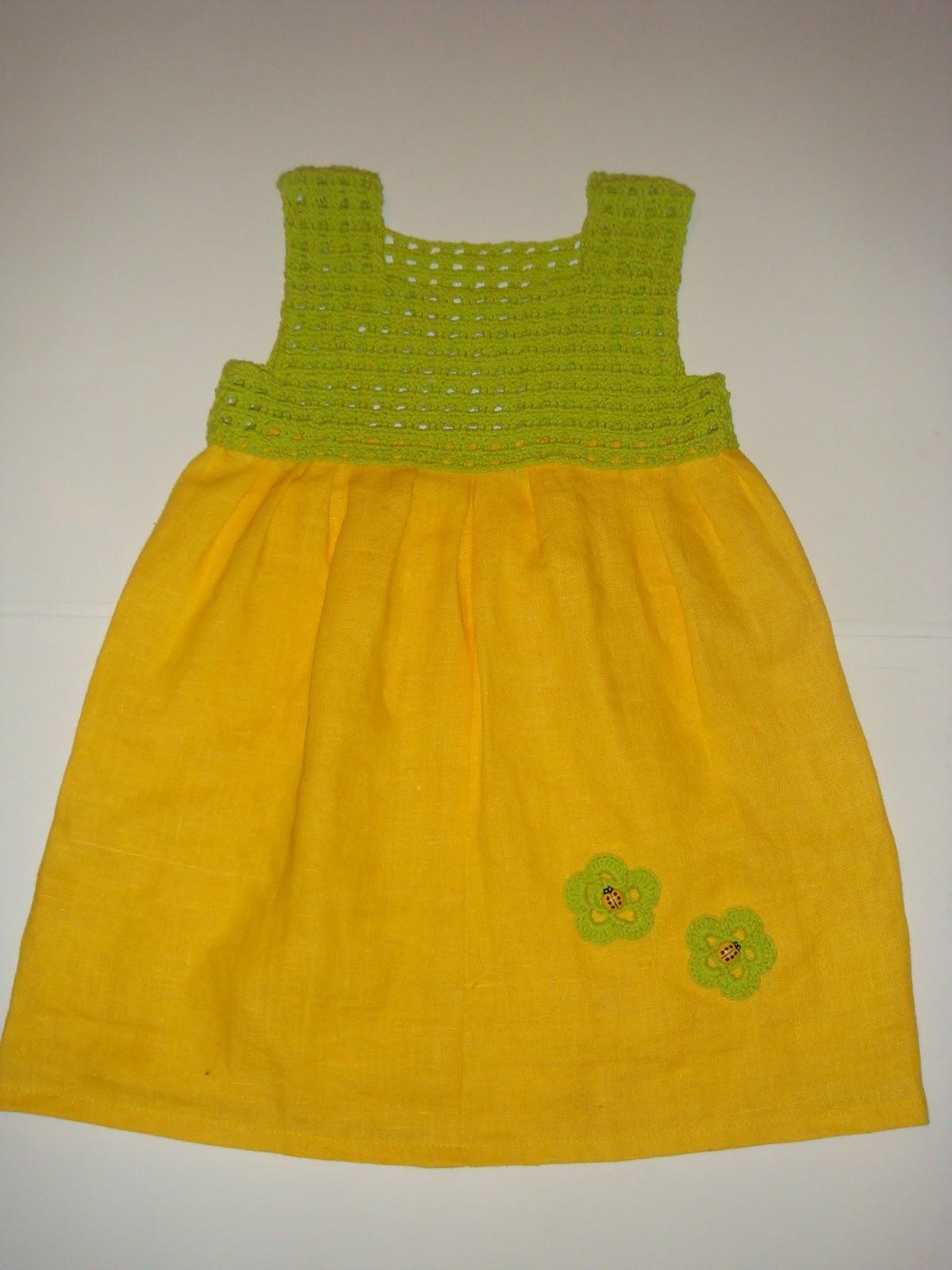 Сшить для дочери платье 40