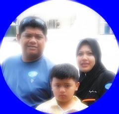 Anak kakakku Encik Saufi Zahrin & klgnya