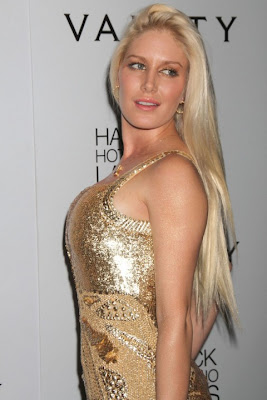 Heidi Montag's Drunken Birthday Bash !