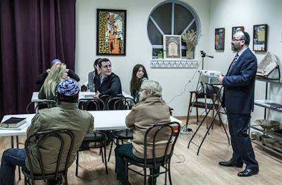Así se forman los judíos conversos en España