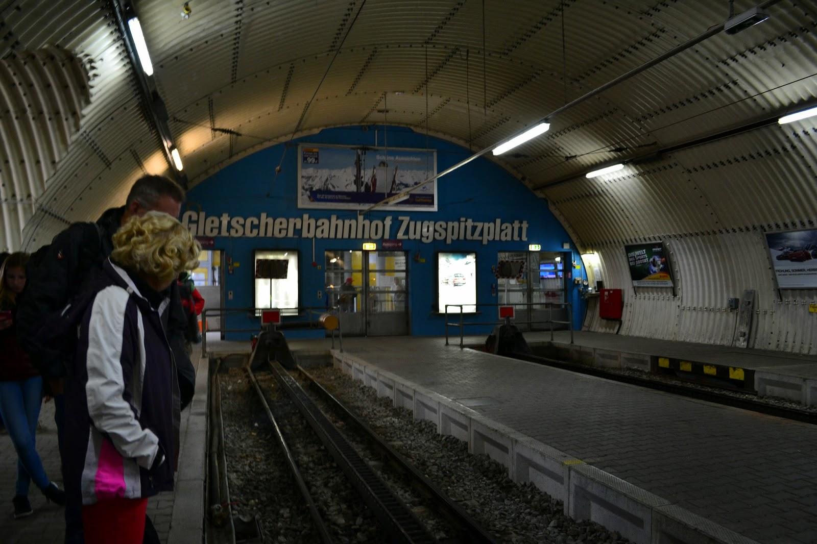 Bahnhof Zugspitzplatt