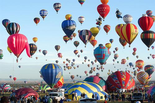 Albuquerque Balloon Festival6