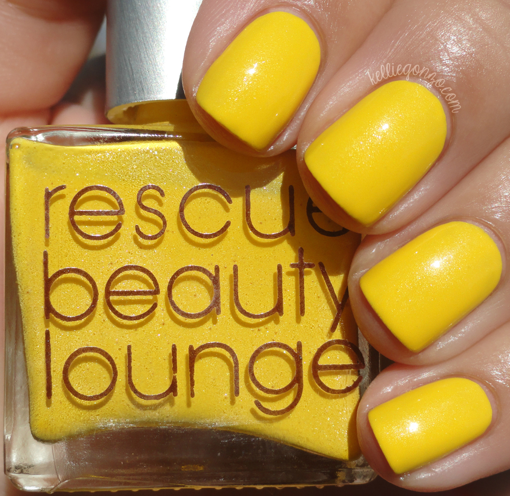 Rescue Beauty Lounge Yellow Fever