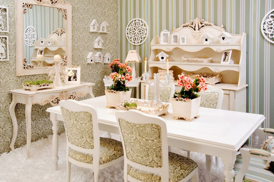 decoracao de interiores estilo romântico : decoracao de interiores estilo romântico:Decoracao Provencal