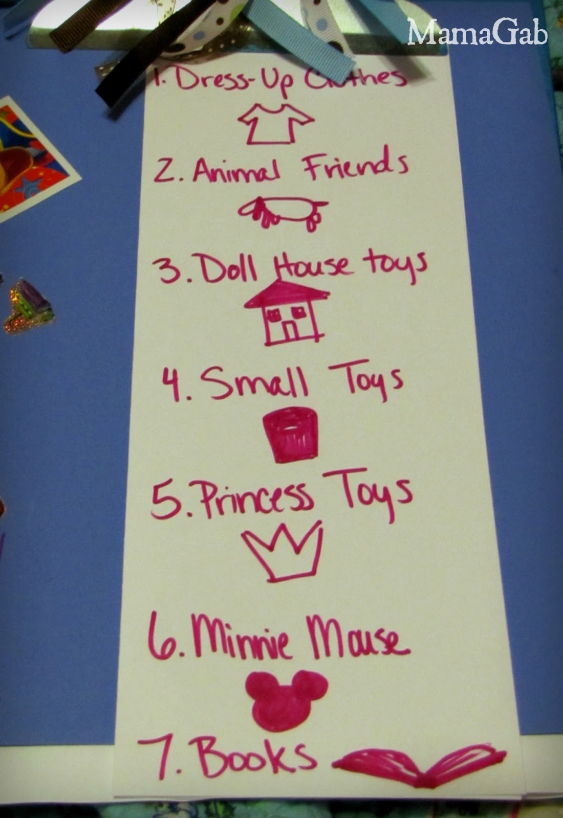A Fun Way To Get Your Preschooler To Clean Their Room