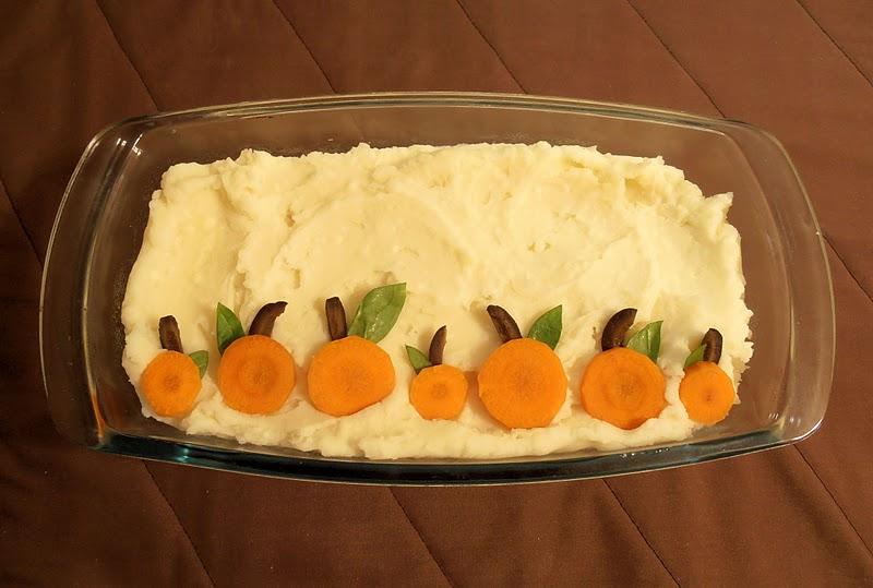 easy fallhalloween casserole or side dish idea - Halloween Casserole Recipe Ideas