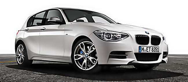 2016 BMW M135i 5-Door Review