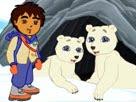 Diego Kutup Macerası Oyunu