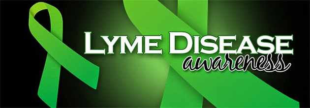 I suffer from Lyme Disease, do you?