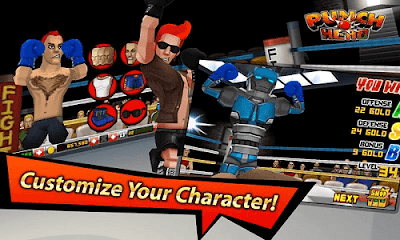 Punch Hero V1.3.7 Apk Mod (Free Shopping) 2