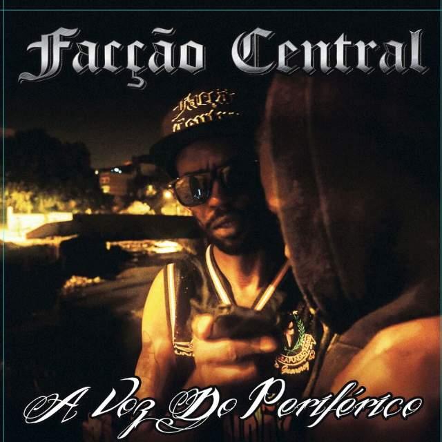 """O novo album do Facção Central """"A voz do Periferico"""" ja esta no Youtube"""