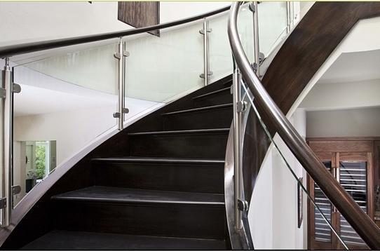Fotos de escaleras modelos de barandas de escaleras - Barandales modernos para escaleras ...