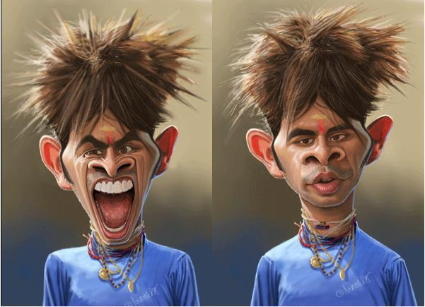 Funny-Pakistani-Cricketers.jpg - FunnY ImageS
