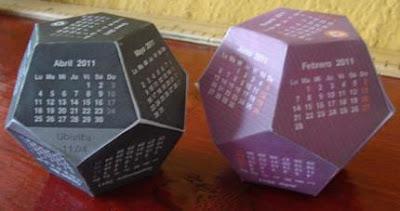 Ubuntu Calendar 2011