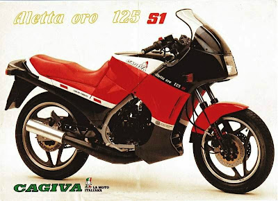 Cagiva 125