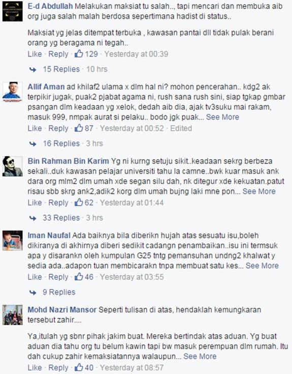 Isu mansuh hukuman khalwat, kenyataan Dr. Maza bikin netizen 'panas'