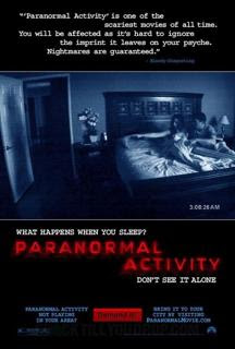 descargar Paranormal Activity (2007), Paranormal Activity (2007) español