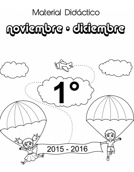 Material didáctico noviembre-diciembre 2015 (Primer Grado) | aLeXduv3