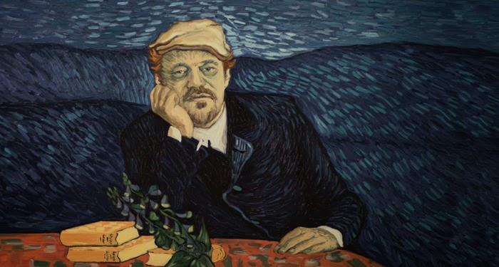 Vincent Van Gogh animatedfilmreviews.filminspector.com