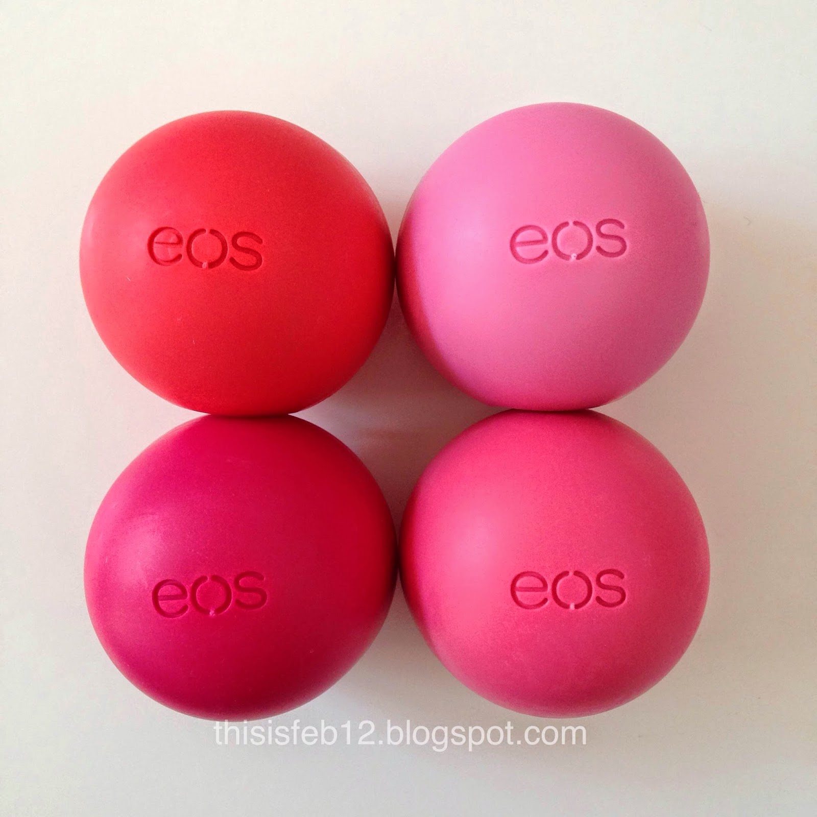 THISISFEB12: Review: EOS Smooth Sphere Lip Balm in Fresh ...