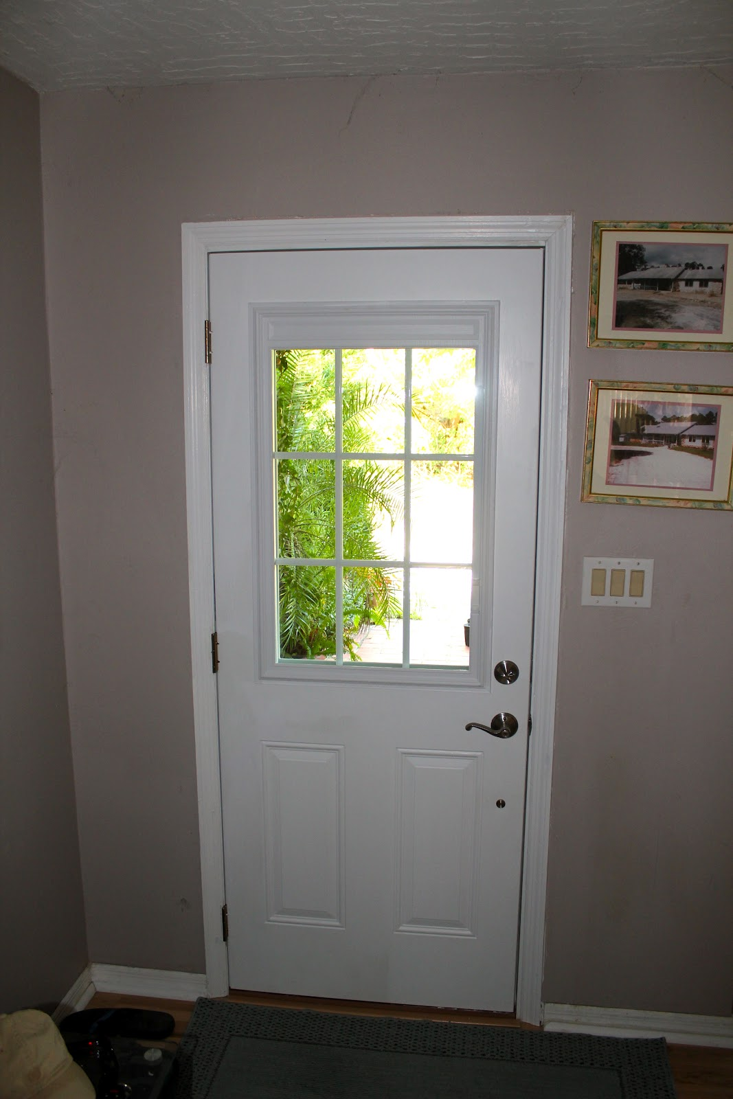 Interesting De Vielle Eco Fire Front Door Contemporary - Image ...