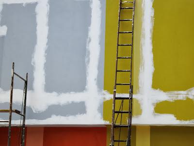 Paleta em construção, by Guillermo Aldaya / PhotoConversa