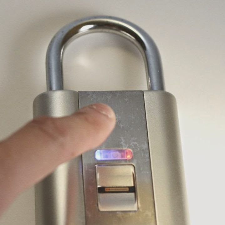 [Interesting engineering] Fingerprint locker for home or store anti-theft safety..