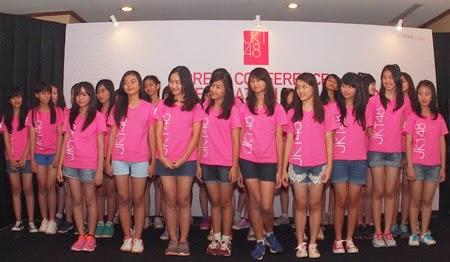 Nama 32 Member JKT48 Generasi Ke-3 yang Lolos Audisi