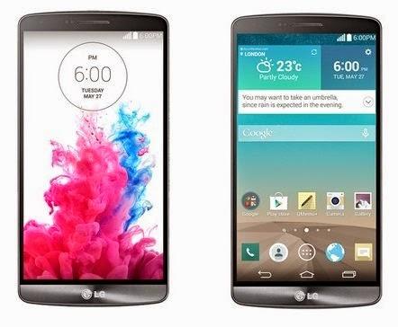 O  LG G3 é melhor que o Galaxy S5 no quesito inovação