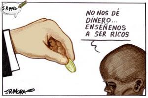 Pobreza-riqueza