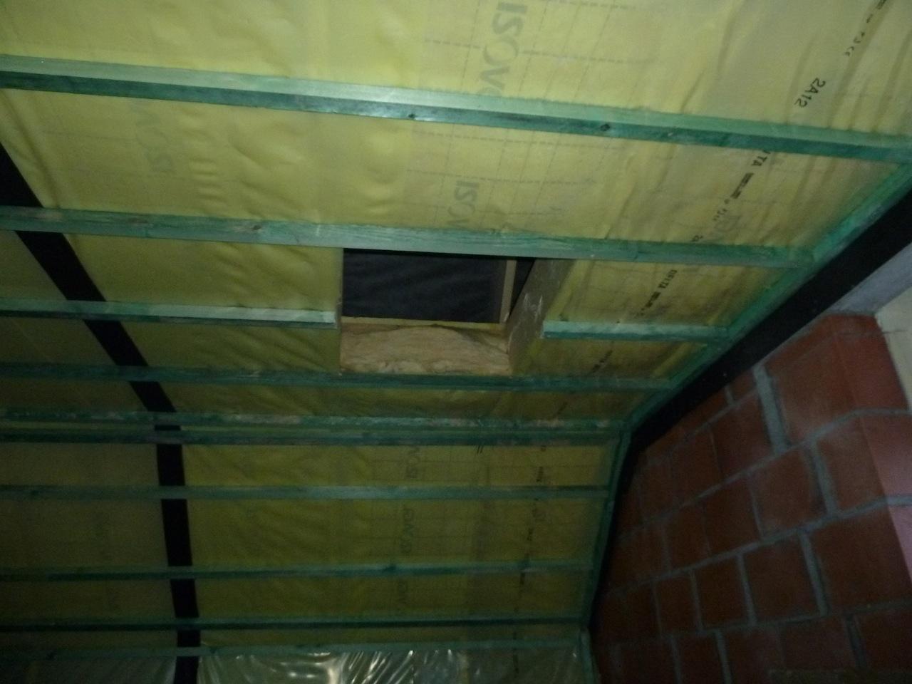 La construction de notre maison isolation for Isolation construction
