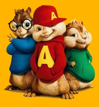 Alvin and the Chipmunks 4 o filme