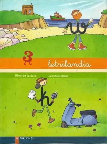 LIBRO DE LECTURA LETRILANDIA 3
