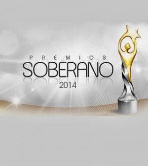 Premios Soberano 2014