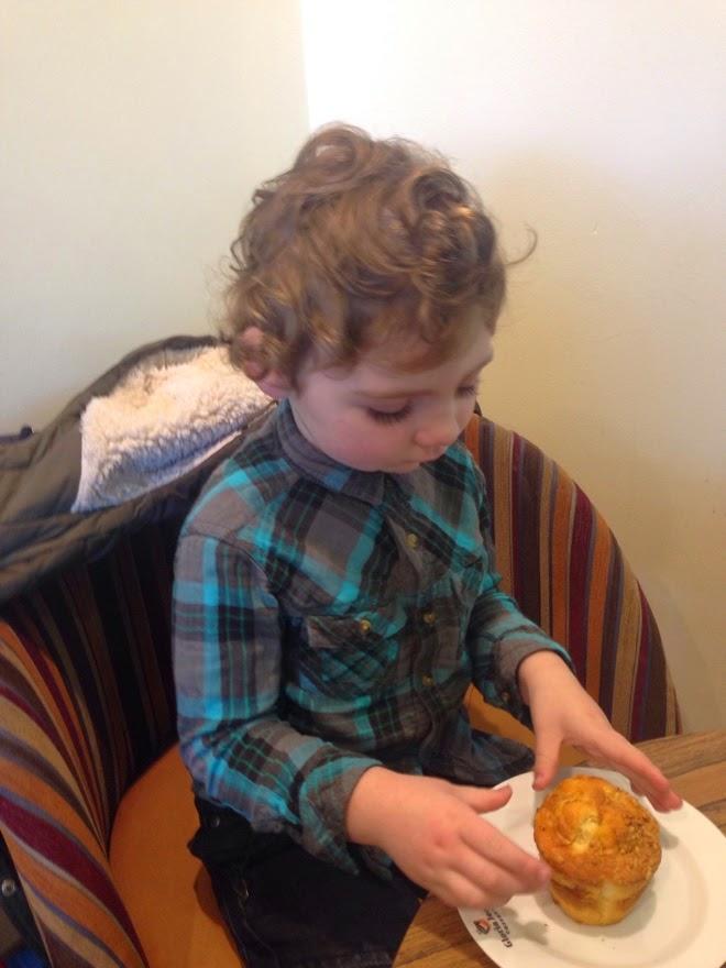 Gloria Jeans muffin