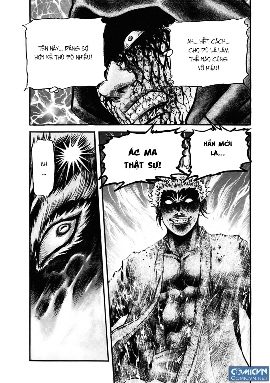 Chú bé rồng-Ryuuroden chap 287 Trang 26 - truyendep.com