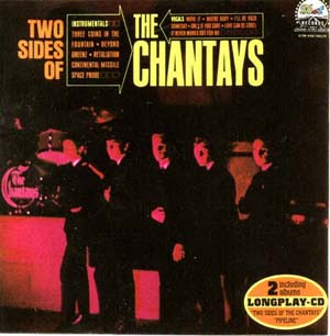 The Chantays - Two Sides Of The Chantays / Pipeline (1963-65)