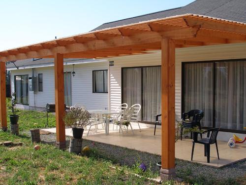Construcciones rolo - Construir una terraza ...