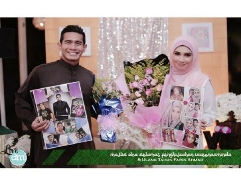 Izreen Azminda Bukan saya bakal isteri Fahrin Ahmad