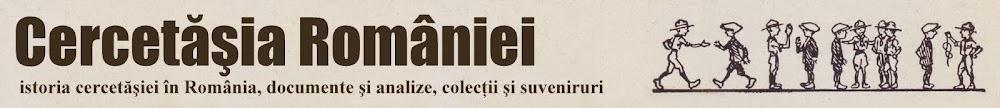 Cercetăşia României