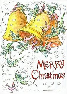 Kartu Ucapan Natal  2011 lucu