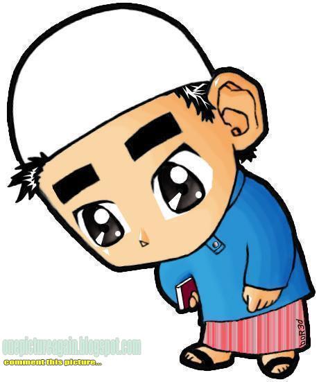 wallpaper muslimah kartun. Muslimah+kartun+picture