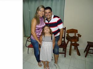 Minha família!