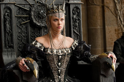 "On ""Snow White and the Huntsman"""