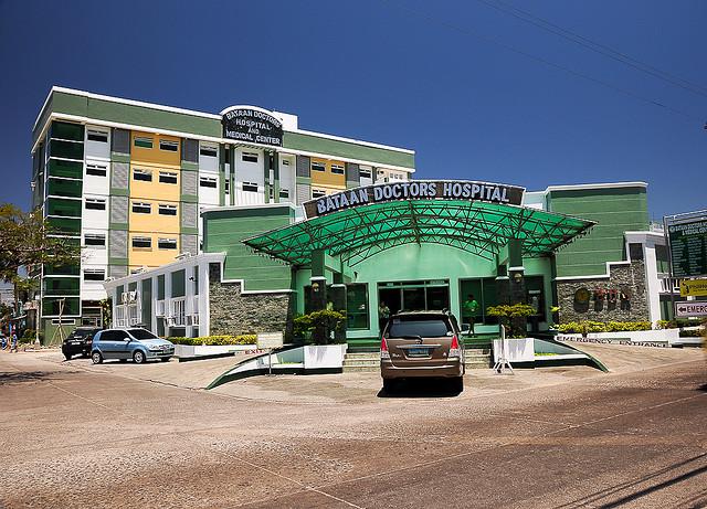 bataan hospital