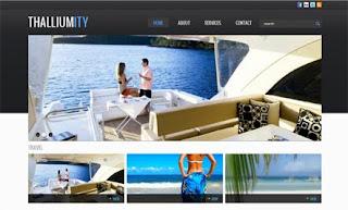 Thalliumity WordPress Theme