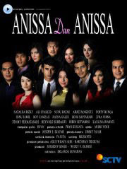 Sinetron Anissa dan Anissa di bintangi oleh Ali Syakieb, Natasha Rizki,Poppy Bunga,Ibnu Jamil, Ratna Galih dan Boy Hamzah, dan masih banyak lagi yang lainnya, Sinetron yang yang bertemakan drama ini diproduksi oleh  Screenplay Productions. Sinetron Anissa dan Anissa hadir di SCTV setiap hari pukul 21.30 WIB