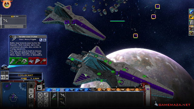 Star Wars Empire at War Screenshot 2
