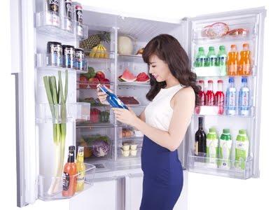 Cách khử mùi hôi cho Tủ Lạnh